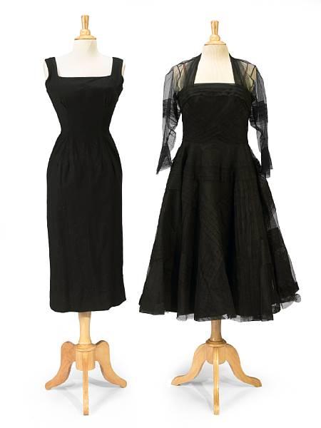 Edith Head, Ben Reig, vintage, dresses