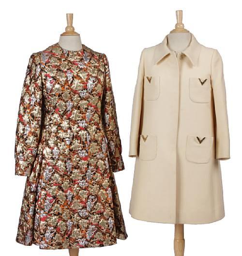 vintage, Galanos, dress