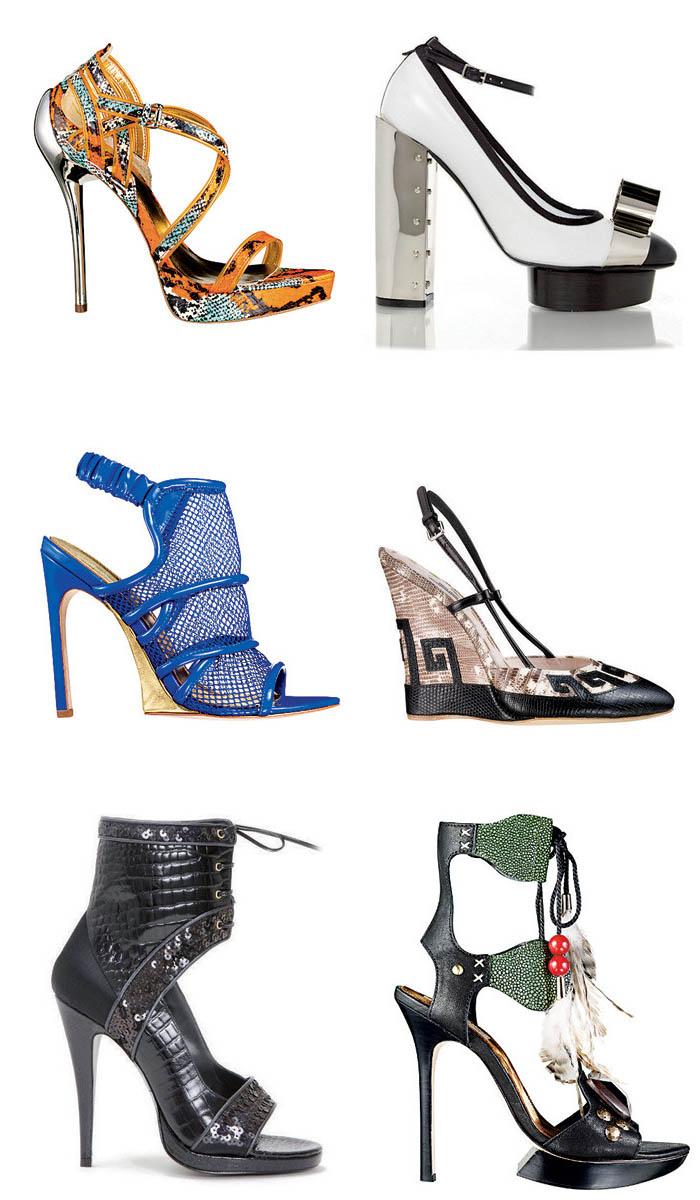 Elle Soring 2009 Shoes