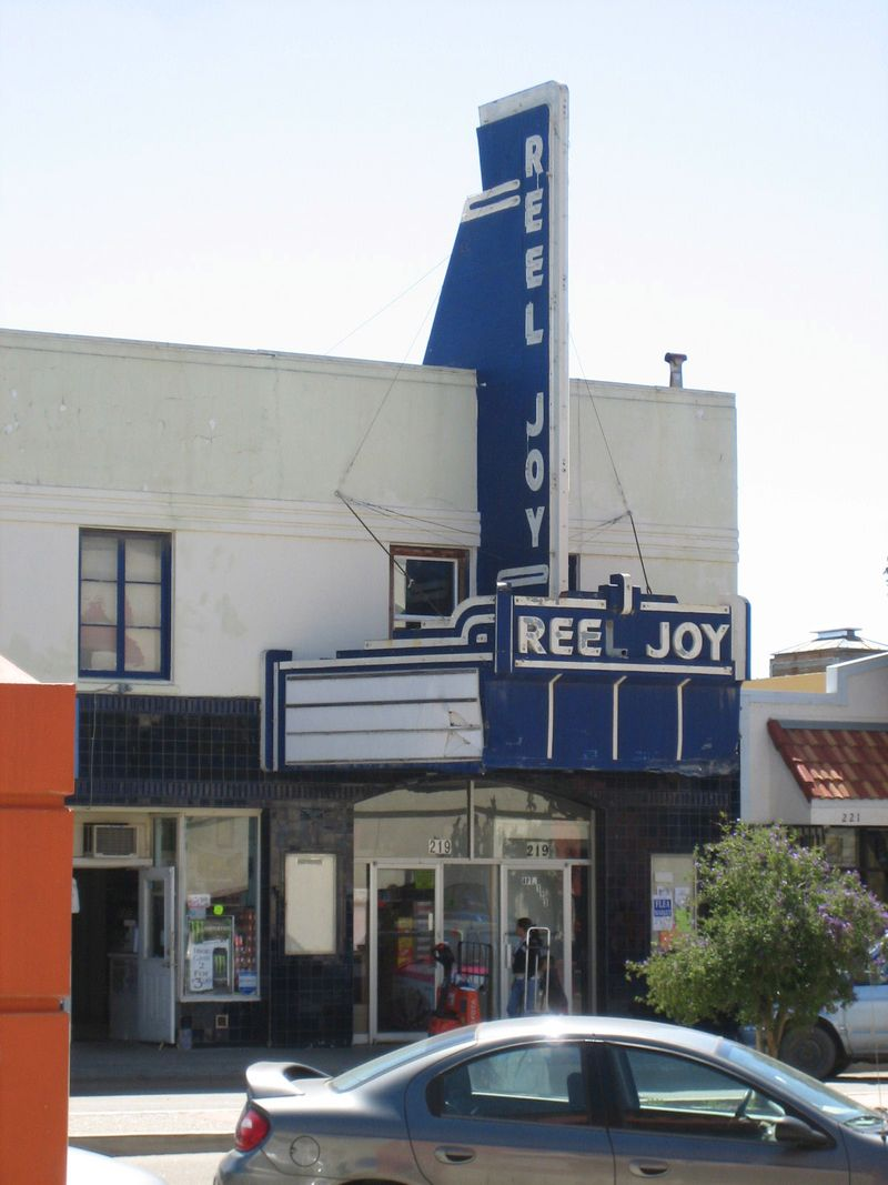 Reel Joy Art Deco Theater