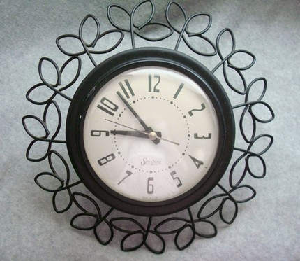 Clock-black