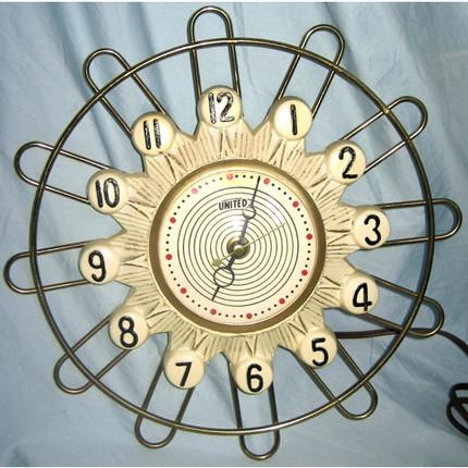 Clock-atomic