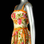 vintage 1950s tina leser dress - little*things
