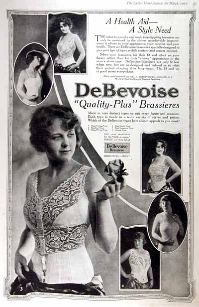 Vintage-brassiere-debevoise
