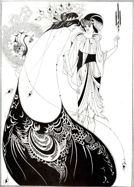 Beardsley_peacock_skirt