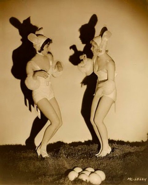 Vintage-bunnies