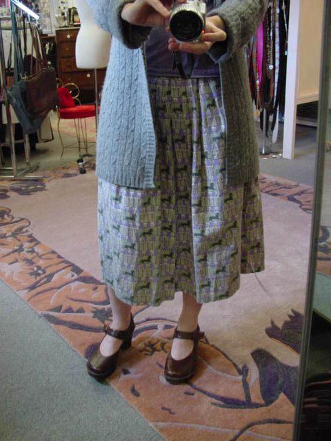 Horseskirt