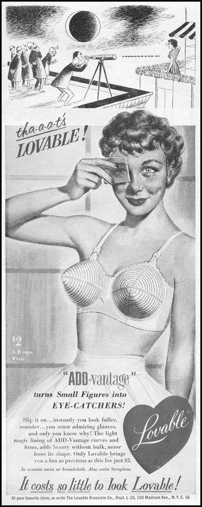 Bullet-bra