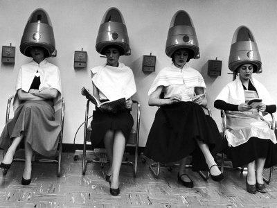 Nina-leen-hairdryers