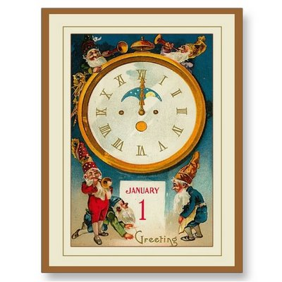 Vintage-New-Year-Card
