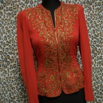 1930s Red Jacket