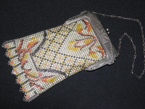 Whiting davis purse