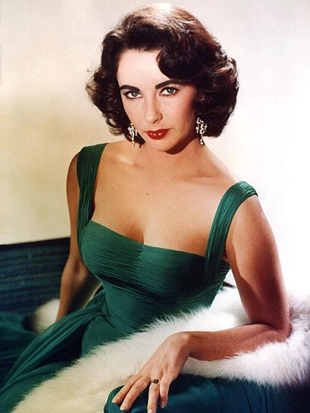 Elizabeth-taylor-green