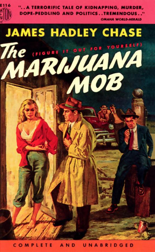 Marijuana-mob
