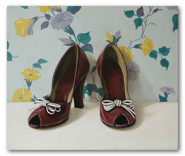 Holly Farrell Shoes Peep Toe
