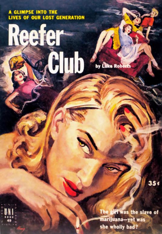 Marijuana-reefer-club