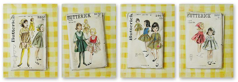 Holly Farrell Butterick